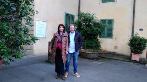 vincenzo ciccone e rosaria camizzi lista civica firenze per bocci (1)