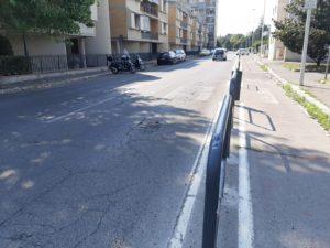 buca asfalto via pio fedi (2)