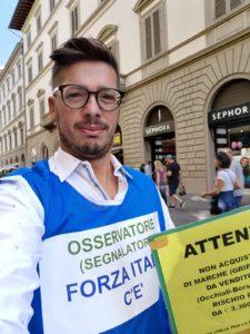 passeggiate per la sicurezza e legalità forza italia bisconti firenze (1)