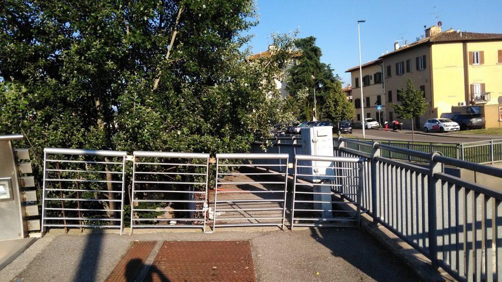 Quel camminamento mai finito sul lungarno del Pignone sarà ora completato