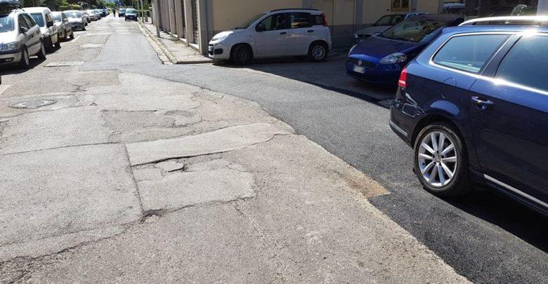via granacci lavori asfaltatura