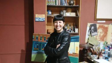 Serena Genca è la pittrice e artigiana, esperta in restauro antico e  disegno che cura  il progetto culturale del Mcl il Boschetto