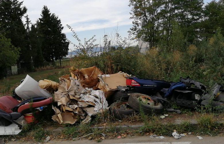 via minervini rifiuti discarica abusiva sollicciano (2)