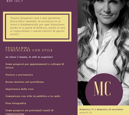 Comunicare con stile, Matilde Calamai