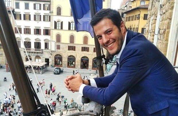 Federico Bussolin, capogruppo Lega a Palazzo vecchio