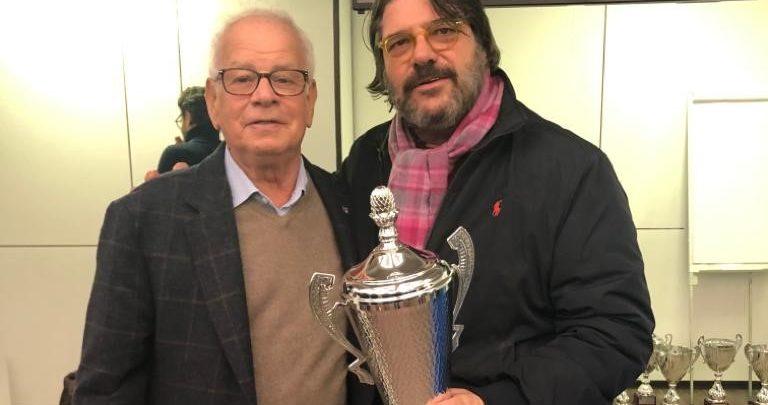 Graziano Chiari, direttore sportivo Audace Legnaia