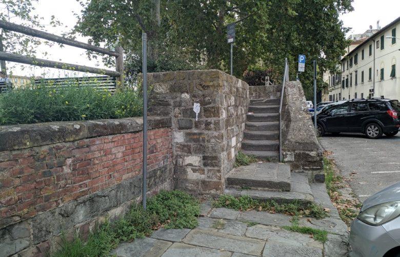 antiche scalette pignone giardini Santa Rosa via Sogliani (2)