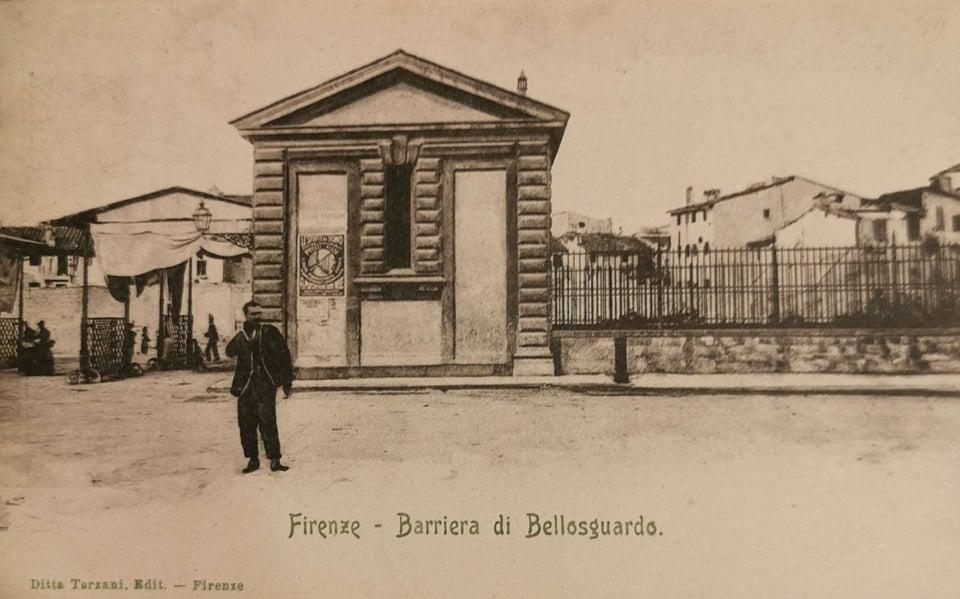 Barriera di Bellosguardo 2