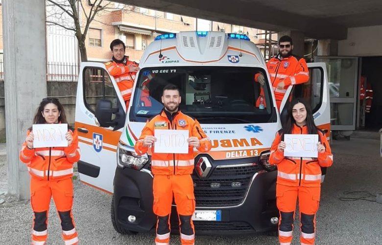 I volontari dell'Humanitas di San Bartolo a Cintoia  - Foto di Humanitas Firenze