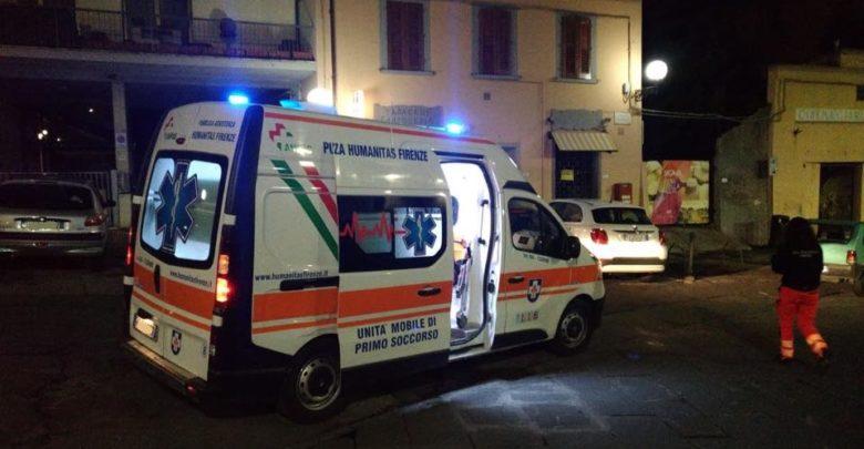 humanitas ambulanza
