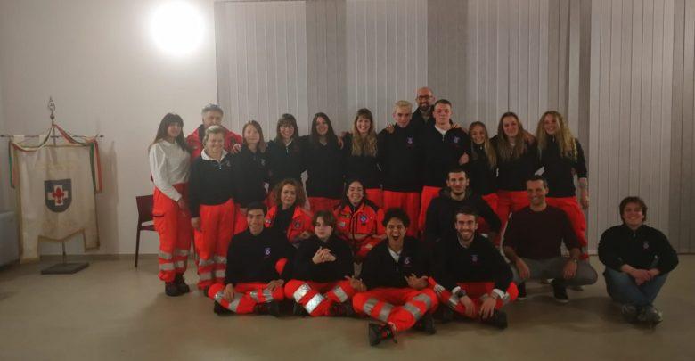 Volontari di Humanitas, foto d'archivio