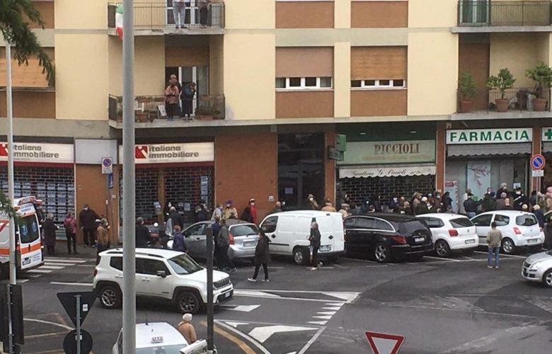 code farmacia via starnina carabinieri 2