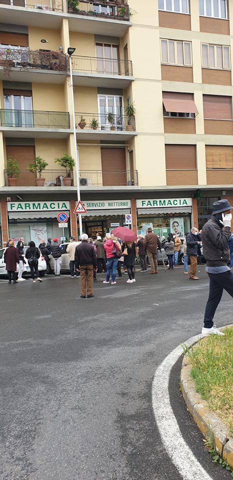 code farmacia via starnina carabinieri 3