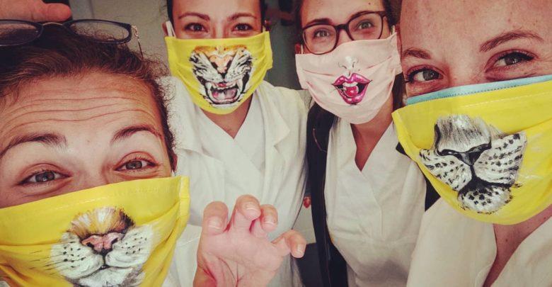 mascherine coronavirus bambini ospedale pediatrico meyer (3)