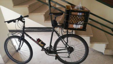 Lorenzo pompiere ciclista rete di solidarietà