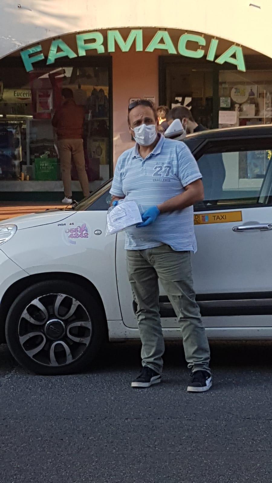 francesco bonaiuti pisa 45 taxi solidarietà firenze