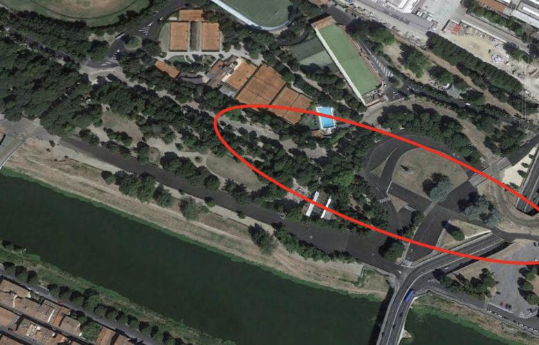 progetto cascine parco meccanò giardino della catena