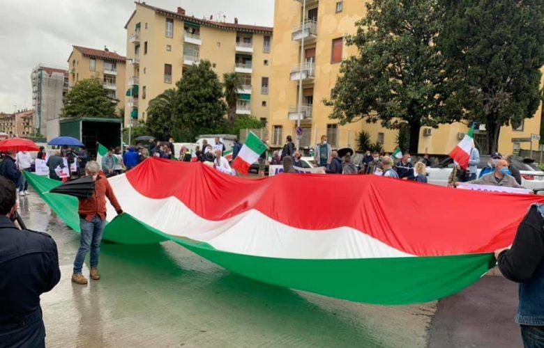 protesta ambulanti mercato isolotto coronavirus