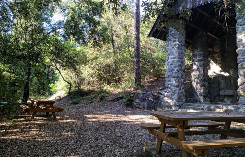 area pic nic Parco del sant'Antonio Impruneta