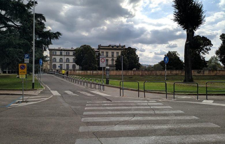 Piazzale Vittorio Veneto, immagine d'archivio