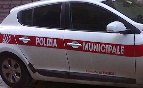 polizia municipale vigili firenze
