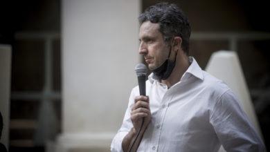 Il presidente del Quartiere 4 Mirko Dormentoni