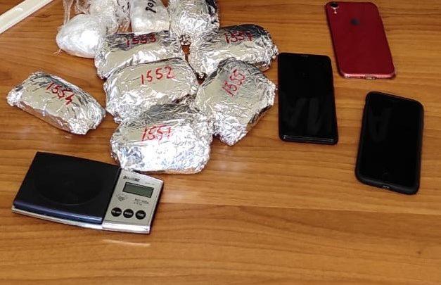 arrestato spacciatore 220 grammi cocaina isolotto guardia di finanza
