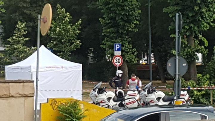 incidente mrotale cascine polizia municipale