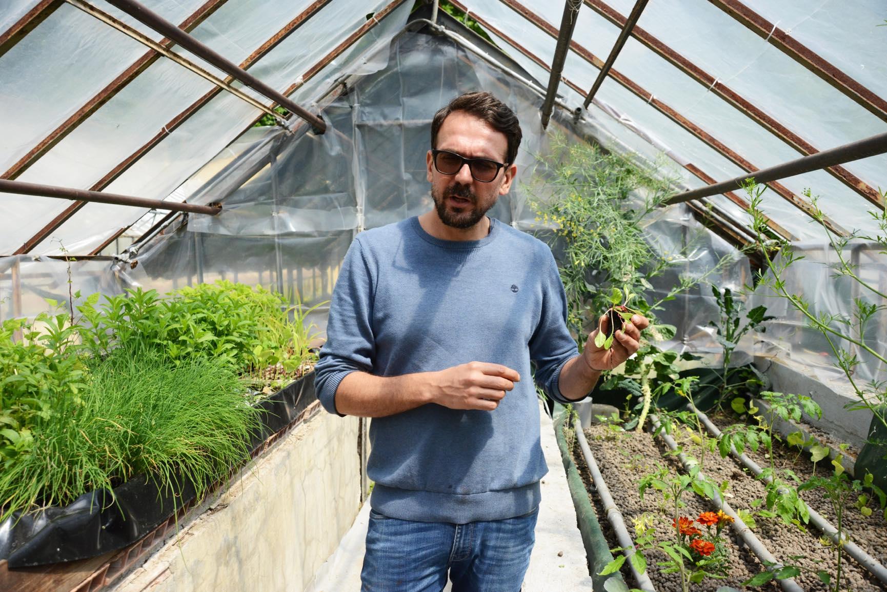 Circular farm Funghi espresso Antonio di giovanni (7)