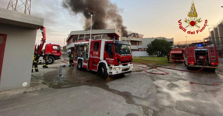 Incendio San Bartolo 2