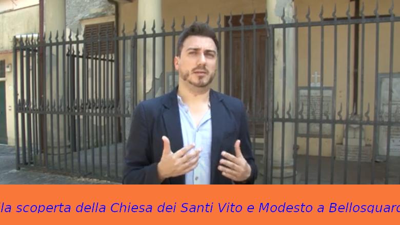 Chiesa Santi Vito e Modesto a Bellosguardo-titolo