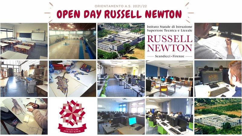 thumbnail_open day russell newton ORIENTAMENTO per a.s. 2021_22-diretta-facebook