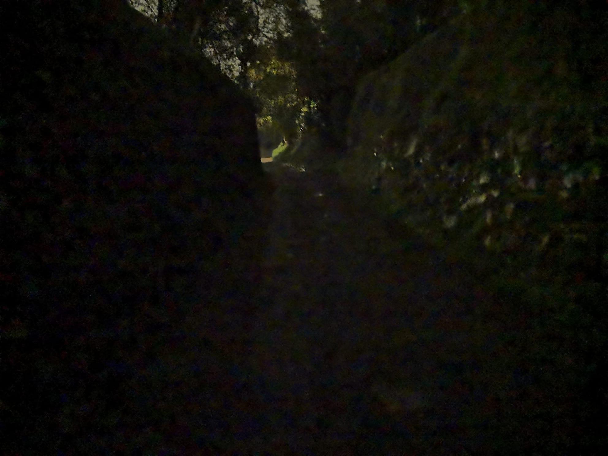 via di san Vito collinare buia