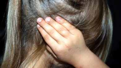 bambino bambina paura aiuto psicologo
