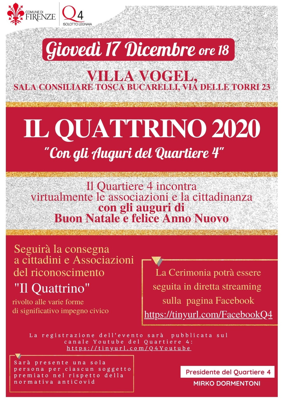 locandina quattrino 2020