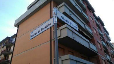 via Andrea di Bonaiuto via Nicola Pisano