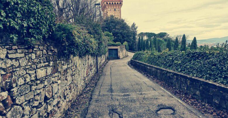 Torre di Monteauto a Bellosguardo - Ph. Gianni Gallo