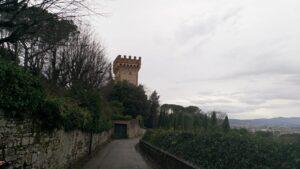 Villa di Monteauto Via di San Carlo