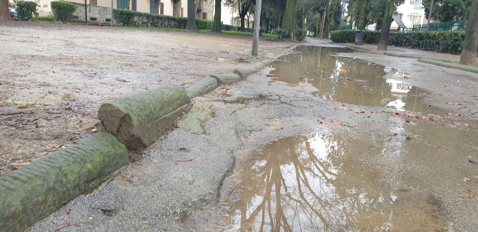 viale dei bambini alagamenti pioggia (12)