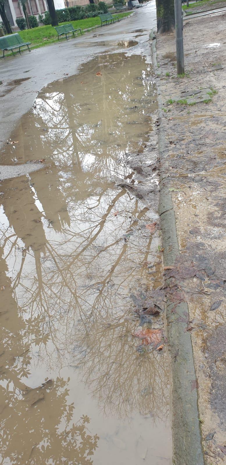 viale dei bambini alagamenti pioggia (9)