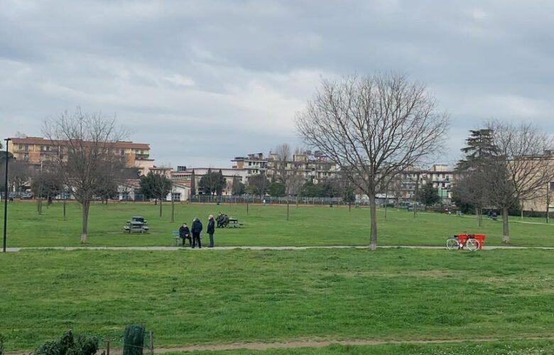 Campone area verde San Lorenzo a Greve chiesa Ponte a Greve (2)