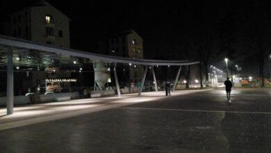 piazza dell'isolotto pensilina
