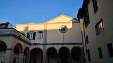 Chiesa e Convento di San Pietro a Monticelli