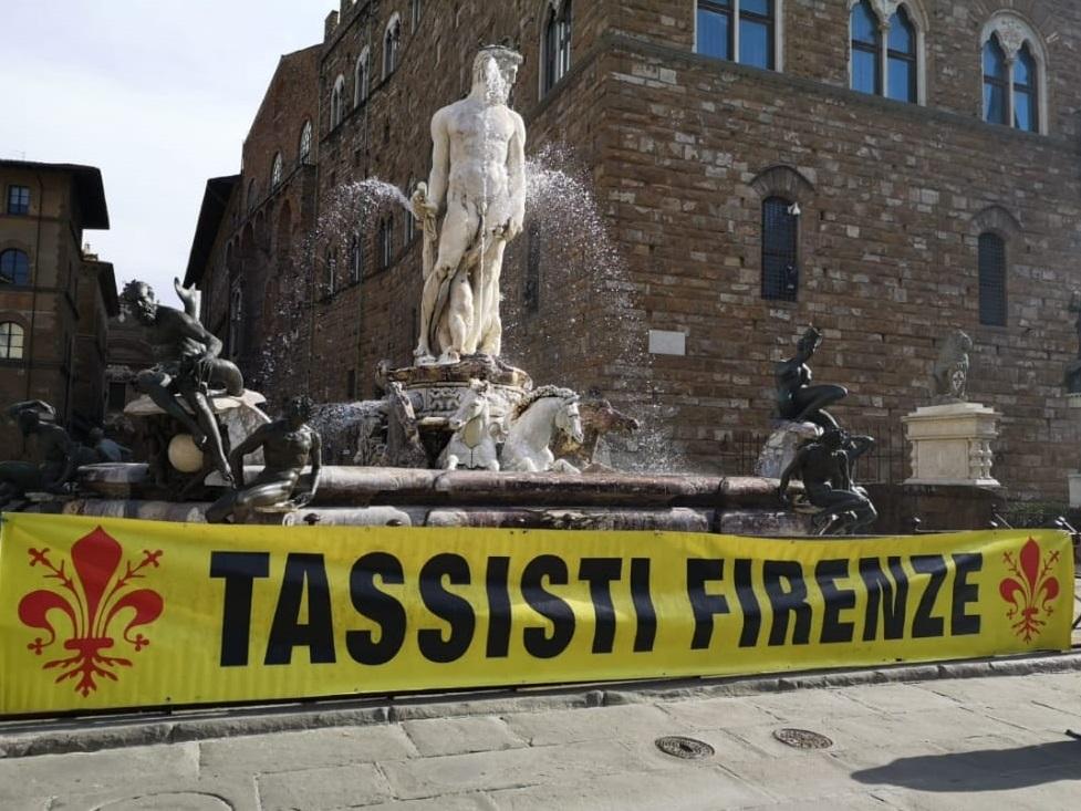 manifestazione tassisti (4)