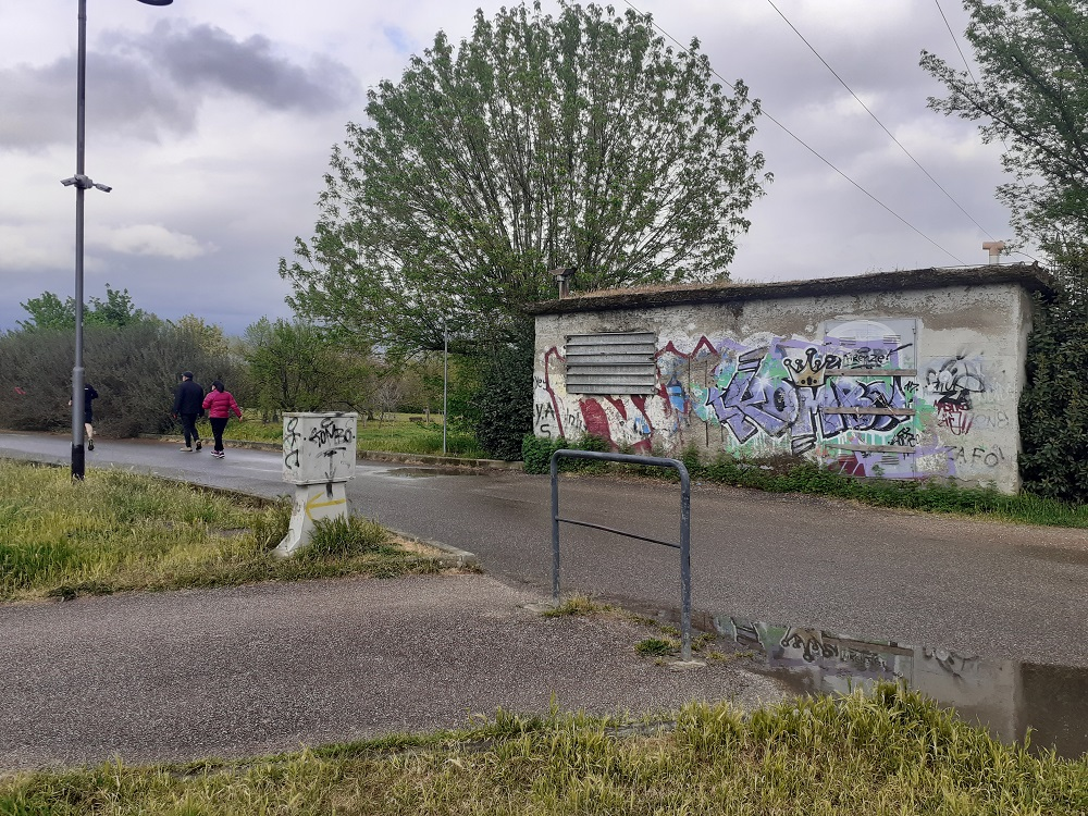 parco dell'argingrosso degrado (1)