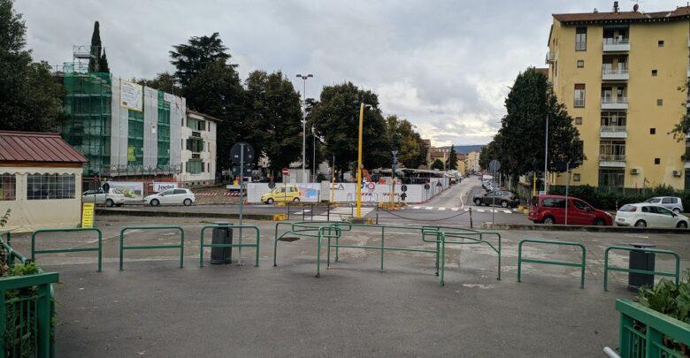 piazza dell'isolotto passerella