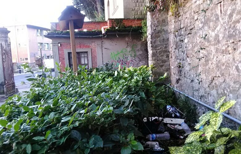 casiere ingesso villa strozzi via pisana