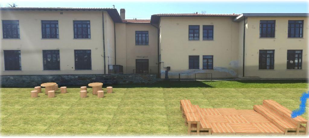 giardini attrezzati scuole lezioni all'aperto 3