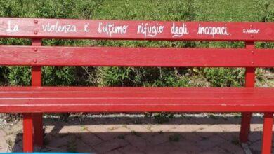 panchina rossa firenze cinque palestre