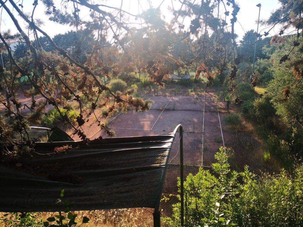 Campo da tennis San Quirichino 1